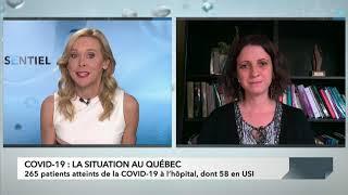 Audiences publiques du bureau du coroner sur les décès dans les CHSLD au Québec
