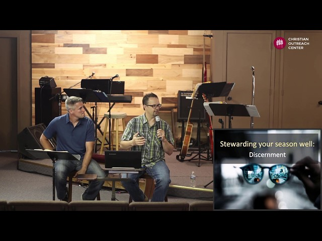 Sunday 7-5-2020: Discernment and the word of God