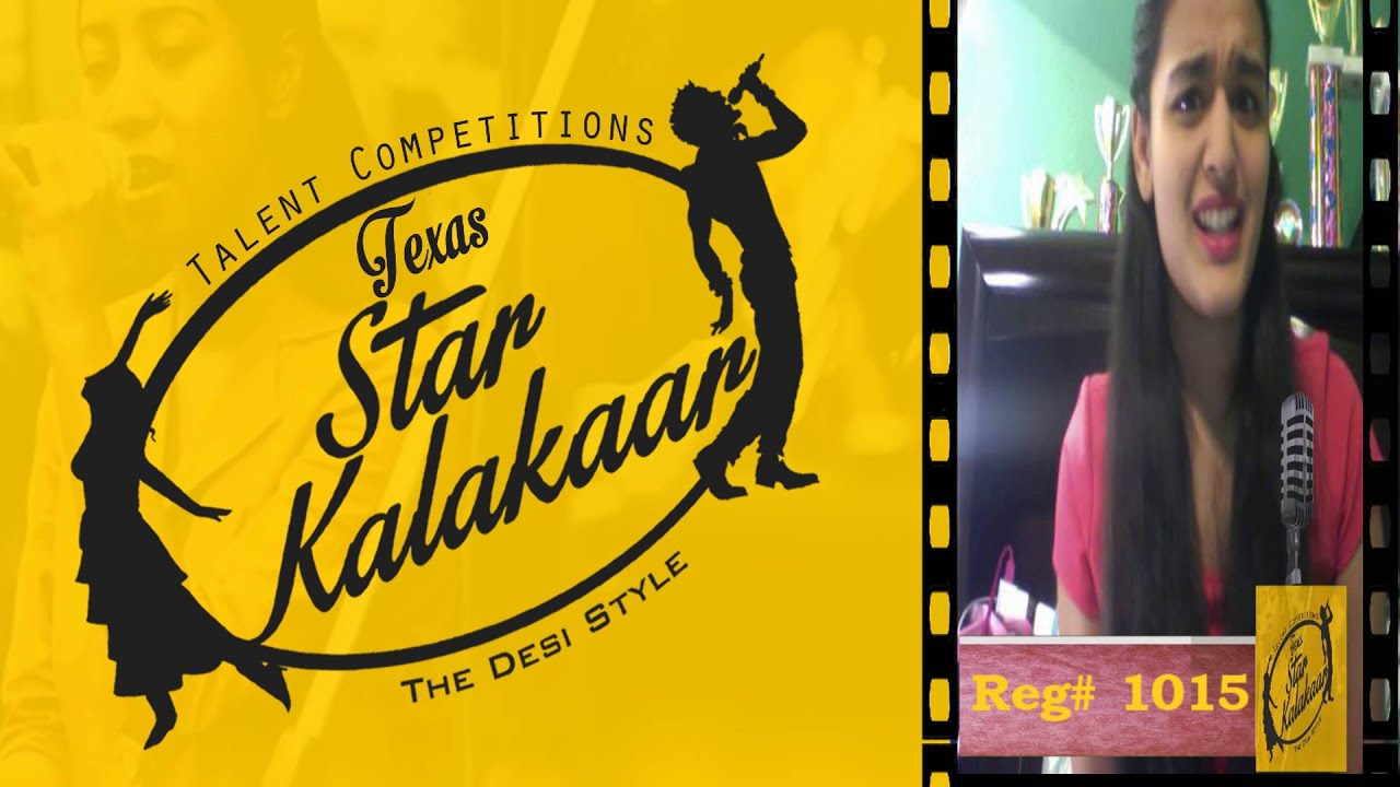 Texas Star Kalakaar 2016 - Registration No 1015