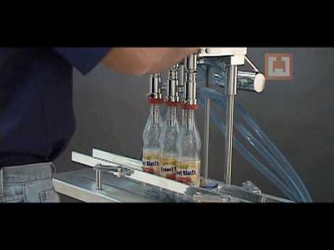 Envasadora Manual 3 Valvulas de Llenado WORKERS