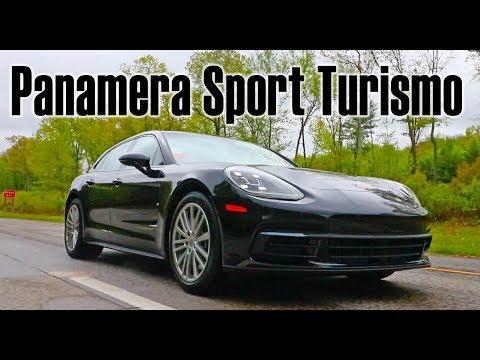 The LONG Porsche - Panamera Sport Turismo 4