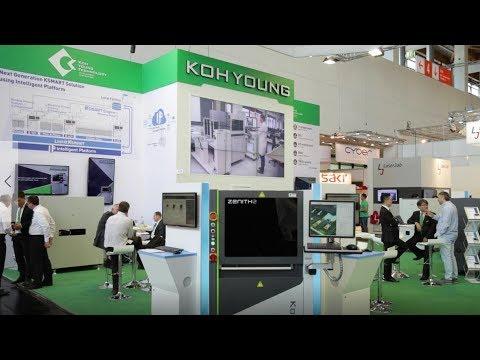 Neue Generation 3D AOI Industrie 4.0 Lösungen