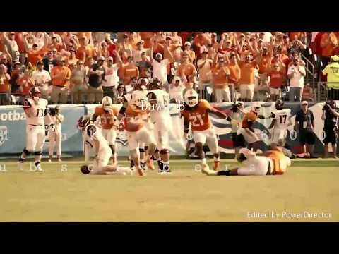"""College Football Pump Up 2017-18 """"Change the Word"""""""