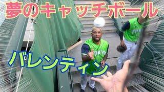 チャンネル登録よろしく!!! ヤクルトの選手にサインもらいました! ...