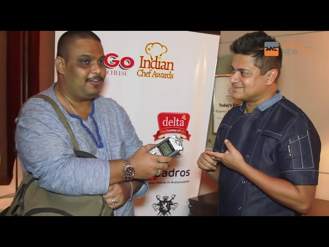 Go Cheese Indian Chef Awards 2018 at Hyatt Regency - Part 2