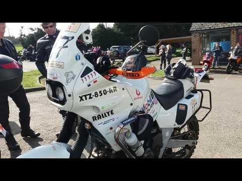 Yamaha XTZ 850 RR Dakar @ Loomies Cafe