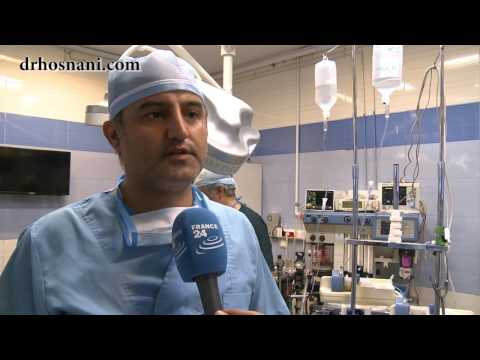 rhinoplasty in Iran: Story of Cyra (Interview with France24)