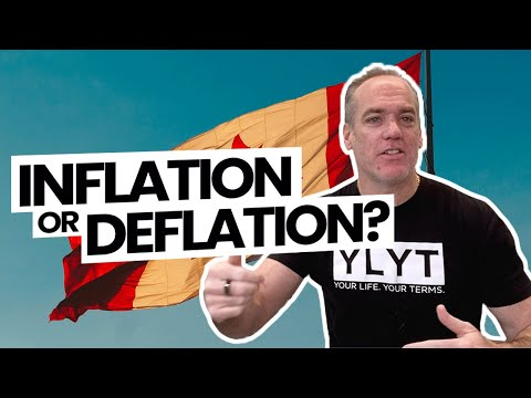 inflation or deflation - what comes next for Canada?