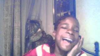 me singing a true friend by miley cyrus
