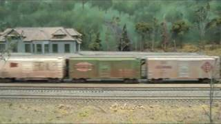 Modeling the Lehigh Valley in HO scale