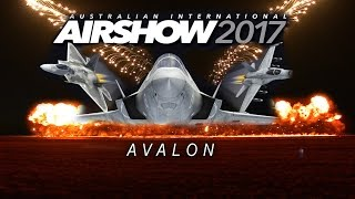 avalon airshow 2017 best shots f22 raptor wall of fire