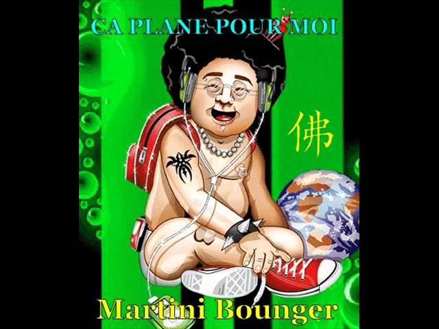 Martini Bounger feat. Stella - Ca Plane Pour Moi