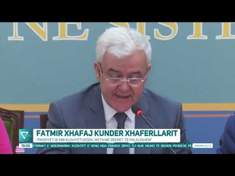 News Edition in Albanian Language - 17 Nëntor 2019 - 19:00 - News, Lajme - Vizio