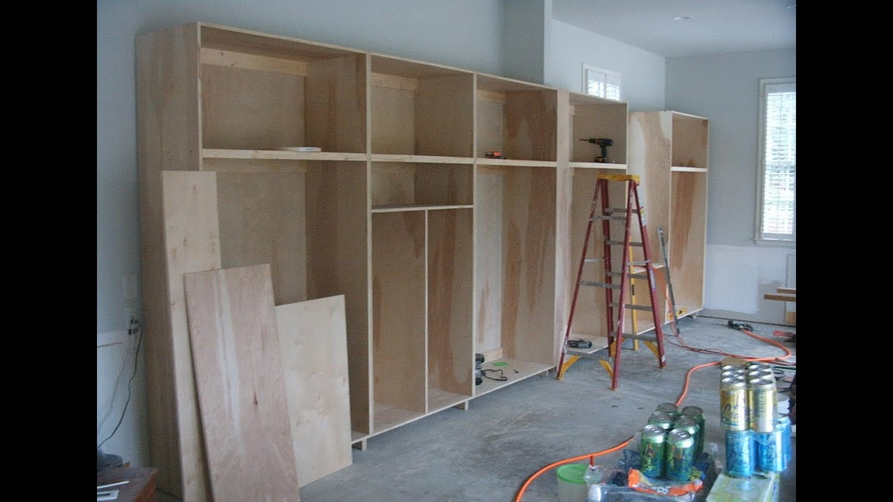 Garage Storage Cabinets Garage Storage Base Cabinets YouTube - Cabinets in garage