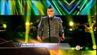 Frank - Quieres ser mi amante (La Voz Mexico 4)