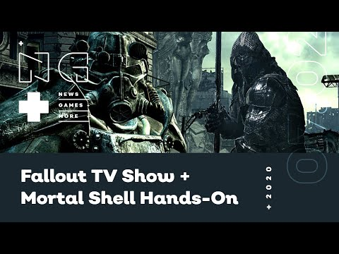 Fallout TV Show + Hand-On With Mortal Shell - IGN News Live - 07/02/2020