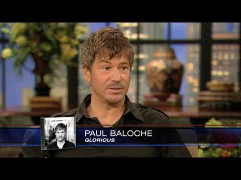 Paul Baloche | 700 Club | 11/09/09