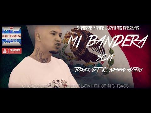 """Soxi """"Mi Bandera""""  [CHICANO RAP] RAP Y HIP HOP MEXICANO Indianapolis, Indiana"""