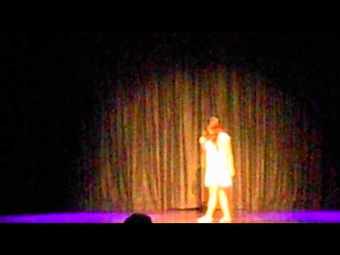 Erika Goliad High School Talent Show