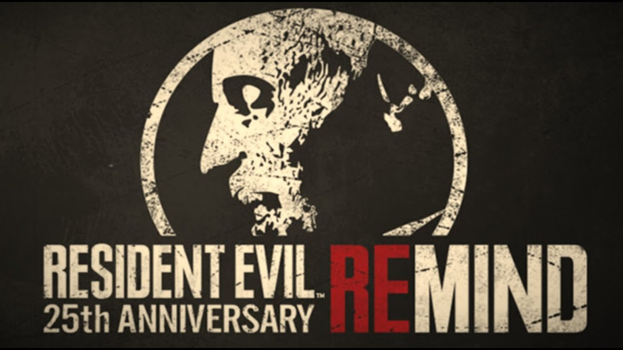 RESIDENT EVIL 25TH ANNIVERSARY TRIBUTE