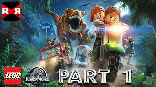 LEGO Jurassic World (By Warner Bros.) - iOS / Android - Walkthrough Gameplay Part 1