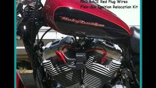 Gambar cover DK Custom Products Coil Relocation 04-06 Sportster