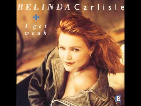 Belinda Carlisle – I Get Weak 12″ Extended Maxi Version
