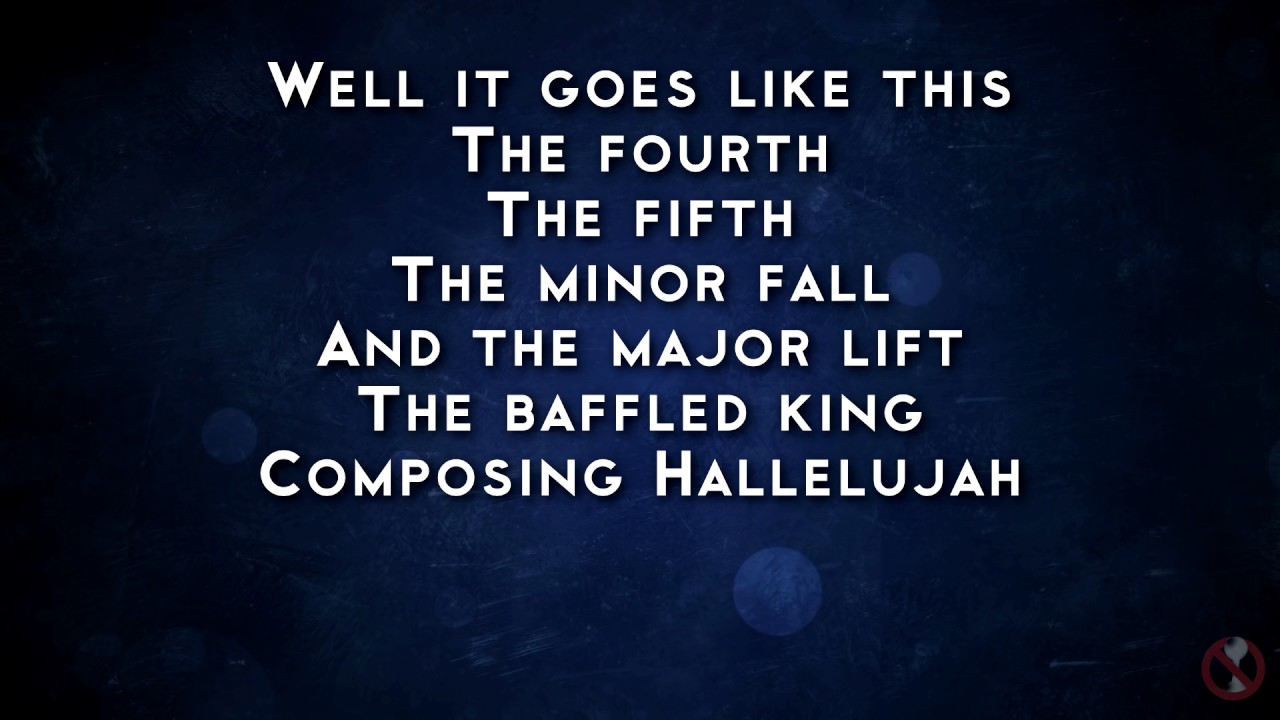 Pentatonix - Hallelujah [HD Lyrics] - YouTube