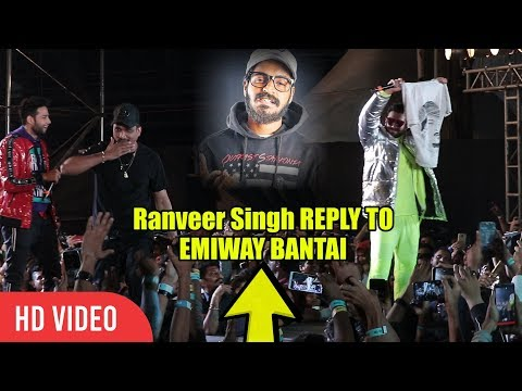 Ranveer Singh Prasing DIVINE | 101% Divine Is  The Biggest #GullyBoy