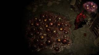 Path of Exile: Beast Eyes Hideout Decoration