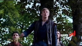 Merlin - Bande-Annonce : Saison 3 (NRJ 12, Demain, 7 novembre 2012)