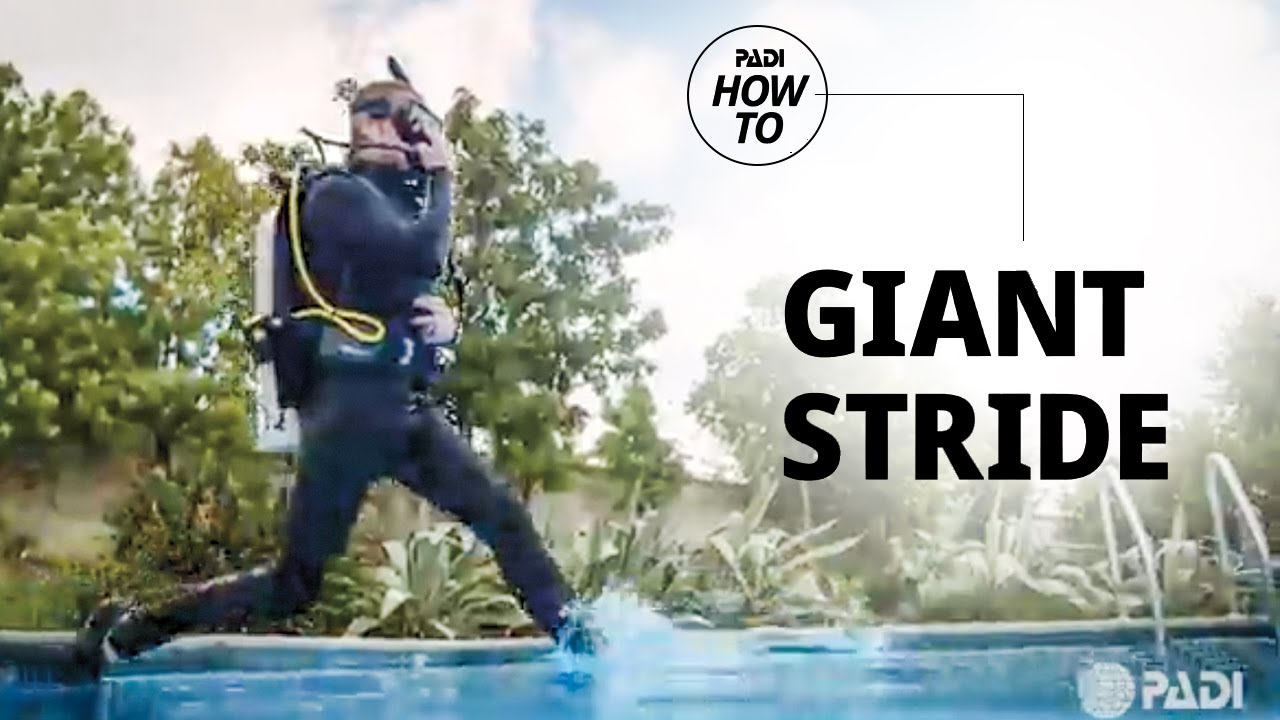 How To | Giant Stride