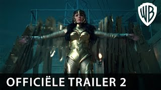 Bekijk de tweede trailer van Wonder Woman 1984 (binnenkort in de bioscoop)