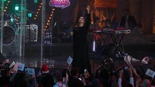 Наргиз -  Я буду всегда с тобой -  live  - Партийная зона   24 12 2017 Муз ТВ ТРК Вегас