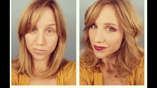 Create Curls and Waves on Shorter Hair | Primp Powder Pout Thumbnail