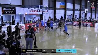 Southern Tigers vs. Sturt Sabres - Game Highlights