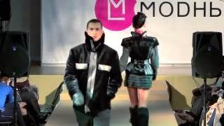 Марина Ярославская подиум фестиваля Модный Look
