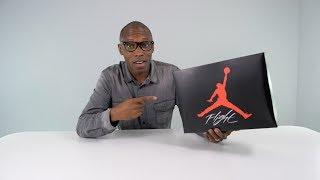 "UNBOXING: The LIMITED AIR Jordan 4 ""Cactus Jack"" Sneaker for Travis Scott"