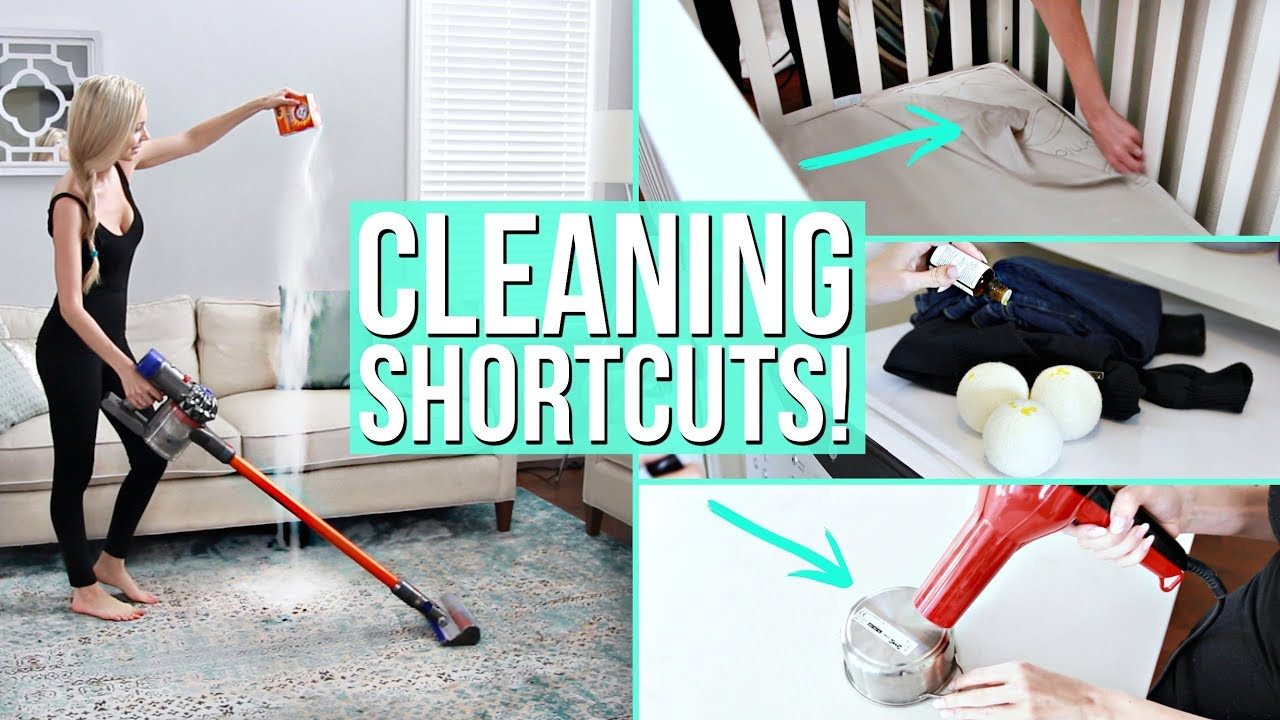 foto Cleaning Shortcuts for Every Room