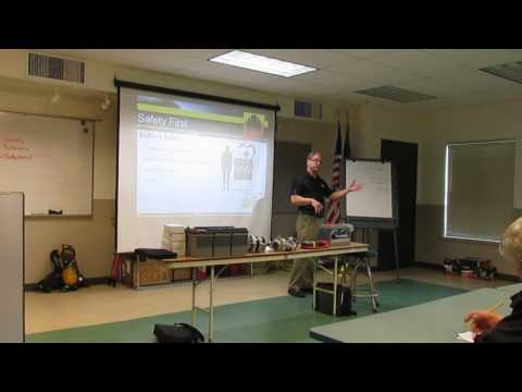 Battery Course - Testing - Deep Cycle - Chip Johnson Part 1