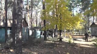 Чернобыльская Зона отчуждения. (ЧЗО)(Турбаза