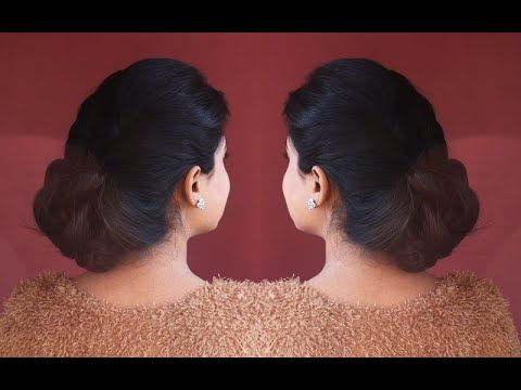easy-front-puff-hairstyle-for-all|asmita