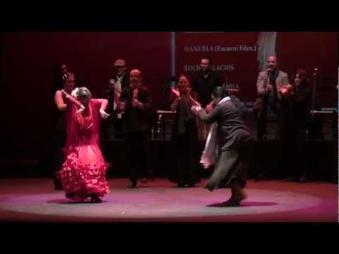 Telecable Utrera Programa D´arte especial Tacón Flamenco