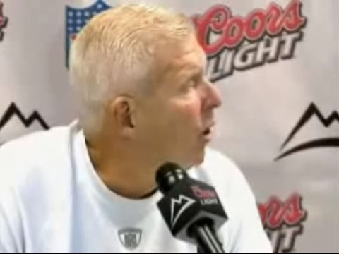Coors light commerical bill parcells youtube mozeypictures Gallery