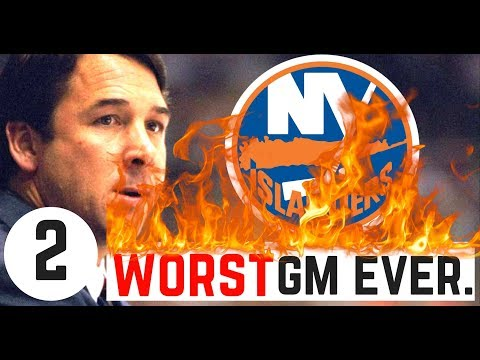How MIKE MILBURY RUINED The ISLANDERS: Part(2/2)