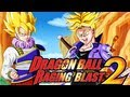 DragonBall Raging Blast 2 SSJ Goku VS SSJ Trunks Live Commentary mp3