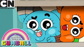 The Amazing World of Gumball | Lazy Larry | Cartoon Network UK