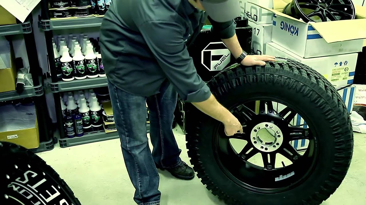 How to fix wheel & tire vibration balancing hub rings ...
