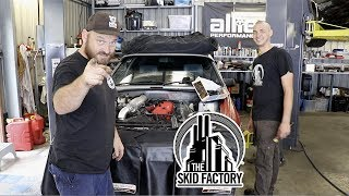 THE SKID FACTORY - RB30E+T Holden VL Commodore [EP10]