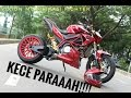 motovlog . Review Vixion Modifikasi Fighter , gal